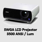 Sony LCD Projectors